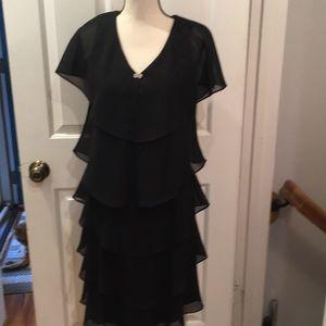 Patra tiered dress
